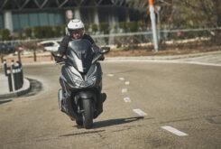 Honda Forza 350 2021 prueba 5