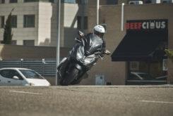 Honda Forza 350 2021 prueba 7