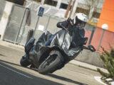 Honda Forza 350 2021 prueba 8