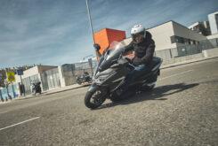 Honda Forza 350 2021 prueba 9