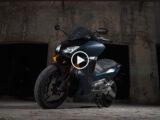 Honda Forza 750 2021 Prueba play