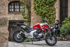 Honda NC750X 2021 prueba MBK (26)