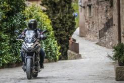 Honda NC750X 2021 prueba MBK (29)