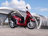 Honda SH350i 2021 detalles precio 1
