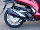 Honda SH350i 2021 detalles precio 10