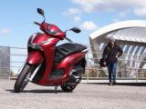 Honda SH350i 2021 detalles precio 2
