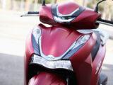 Honda SH350i 2021 detalles precio 21