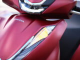 Honda SH350i 2021 detalles precio 22