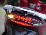 Honda SH350i 2021 detalles precio 23