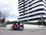 Honda SH350i 2021 prueba opinion 1