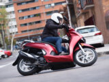 Honda SH350i 2021 prueba opinion 10