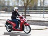 Honda SH350i 2021 prueba opinion 14