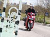 Honda SH350i 2021 prueba opinion 16