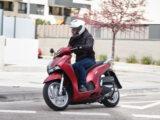 Honda SH350i 2021 prueba opinion 4