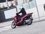 Honda SH350i 2021 prueba opinion 5
