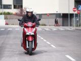 Honda SH350i 2021 prueba opinion 9