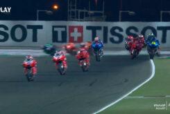 Joan Mir Jack Miller MotoGP Qatar 2021