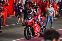 Jorge Martin pole MotoGP Qatar 2021 2