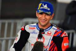 Jorge Martin pole MotoGP Qatar 2021