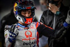 Jorge Martin pole MotoGP Qatar