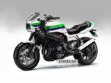 Kawasaki ZRX H2