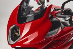 MV Agusta Turismo Veloce Rosso 2021 detalles (25)