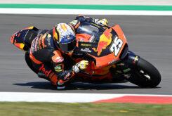 Raul Fernandez victoria Moto2 Portimao 2021