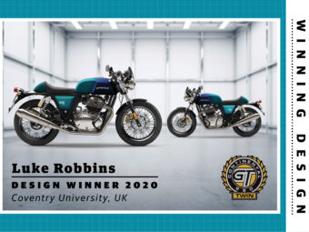 Royal Enfield Style Your Own concurso 2021 (3)