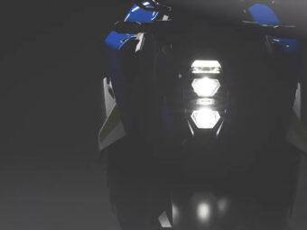 Suzuki GSX S1000 2021 teaser 2