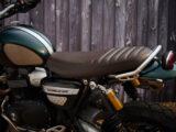 Triumph Scrambler 1200 Steve McQueen detalles 10
