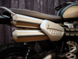 Triumph Scrambler 1200 Steve McQueen detalles 15
