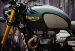 Triumph Scrambler 1200 Steve McQueen detalles 4