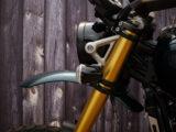Triumph Scrambler 1200 Steve McQueen detalles 9