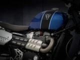 Triumph Scrambler 1200 XC 2021 detalles 5