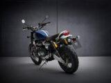 Triumph Scrambler 1200 XC 2021 estudio 3