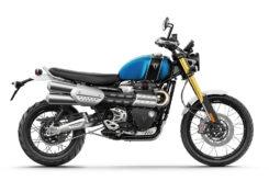 Triumph Scrambler 1200 XE 2021 color cobalt blue 6