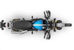 Triumph Scrambler 1200 XE 2021 color cobalt blue 7