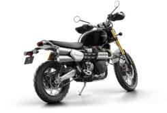 Triumph Scrambler 1200 XE 2021 color sapphire black 6