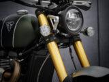 Triumph Scrambler 1200 XE 2021 detalles 9
