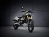 Triumph Scrambler 1200 XE 2021 estudio 2