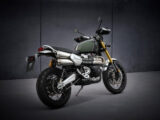 Triumph Scrambler 1200 XE 2021 estudio 3