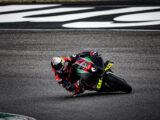 Andrea Dovizioso Test MotoGP Aprilia (1)
