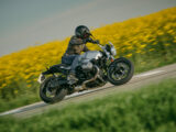 BMW R NineT Pure 2021 prueba 17