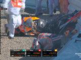 Caida Marc Marquez FP3 MotoGP Jerez