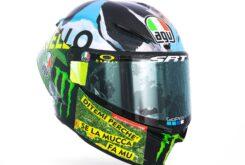 Casco Valentino Rossi MotoGP Mugello 2021 (2)