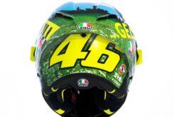 Casco Valentino Rossi MotoGP Mugello 2021 (5)