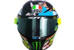 Casco Valentino Rossi MotoGP Mugello 2021 (7)