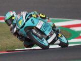 Dennis Foggia victoria Moto3 Mugello