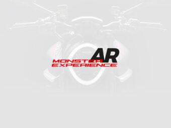 Ducati Monster Experience AR