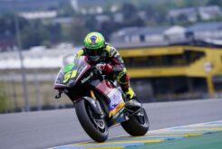 Eric Granado E Pole Le Mans